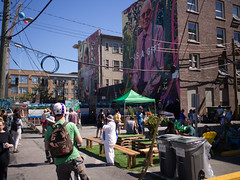 Community Art Space (Stv.) Tags: aroundtown mountpleasant mural muralfest publicart vmf2016 vancouver britishcolumbia canada exif:lens=olympusm17mmf18 exif:make=olympusimagingcorp geo:country=canada exif:isospeed=160 geo:lat=49262517675123 geo:state=britishcolumbia camera:model=em5 exif:aperture=ƒ18 geo:lon=12310213992461 geolocation camera:make=olympusimagingcorp geo:city=vancouver exif:focallength=17mm exif:model=em5