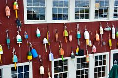 Buoys (keyphan06) Tags: newengland 2016 maine barharbor streetscenes