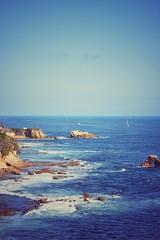 Postcard Vibes from California (andrew.scullin) Tags: coronadelmar orangecounty nikon newportbeach beach pacificocean california