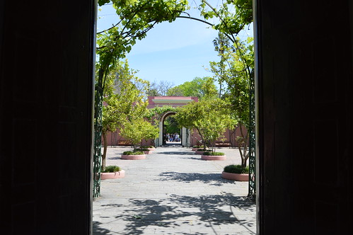 Patio del Parral