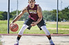Bobby Conley- Texas State University Point Guard (Nathan Gentry) Tags: basketball portrait blur bokeh color hd texasstateuniversity texasstatebobcats pointguard ncaa sunbeltconference nba blacktop rugged sports sanmarcos texas nikon nikond7000 outside sport