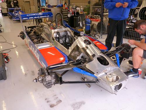 Tyrrell 010 1980