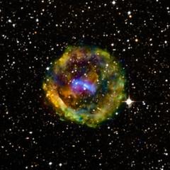Supernova Remnant G11.02-0.3 (sjrankin) Tags: g11203 29october2016 edited nasa chandra chandraspacetelescope xray snr supernovaremnant nebula planetarynebula