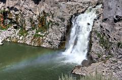 Twin Falls (maritimeorca) Tags: snakeriver twinfalls twinfallspark waterfall