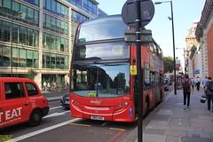 Alexander Dennis Enviro 400 #9525 (busdude) Tags: tfl transport for london alexander dennis enviro 400 abellio holding bv ns nederlandse spoorwegen