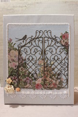 -02 (as.vice) Tags: arahnavice scrapbooking greeting card handmade butterfly roses pfotoframe