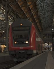 Zug von Lbeck nach Hamburg  Train from Lbeck to Hamburg (thomas nehm) Tags: db lbeck hbf a58 slt sony deutschland europa