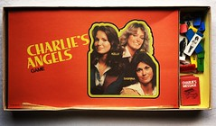 1977 - Charlie's Angels Board Game (Christian Montone) Tags: montone christianmontone charliesangels 1970s games vintagegames boardgames farrah fawcett