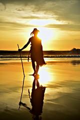Sumba (MrCrisp) Tags: sumba indonesia nihiwatu sunset light beach colour asia travel silhouette figure traditional