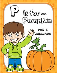 Pumpkin Themed Teaching Resource - Letter Learning (CHSH - Christian Home School Hub) Tags: chsh christianhomeschoolhub chshteach pumpkins fall resources teachingresources october teaching november homeschooling
