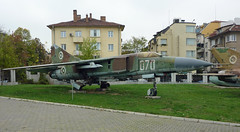 (070 White) Mikoyan-Gurevich Mig-23ML (NATO-Flogger) Bulgarian Air Force (Dave Russell (700k views)) Tags: 070 white mikoyan gurevich mikoyangurevich mig 23 23ml mig23 mig23ml flogger aircraft aeroplane airplane plane flying aviation military jet interceptor bulgarian air force nationa museum preserved sofia city bulgaria soviet cold war vehicle transport