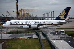 Singapore Airlines 9V-SKO (Howard_Pulling) Tags: shanghai pudong airport pvg china chinese aircraft howardpulling