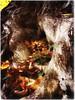(Ruth Nicholas) Tags: knobbytreeroots fallleaves barktexture naturepatterns warmcolors softtones