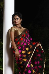 South Actress Deepika Das Traditional Photos Set-1 (14)