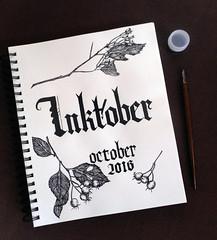 01.10 (ria_arei) Tags: inkbober inktober2016 ink inkart october challenge