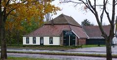 Oud Haerlem 1650 explored 23-11-2016 (Roel Oortwijn) Tags: farmhouse boerderij heemskerk autumn herfst regen rain inexplore