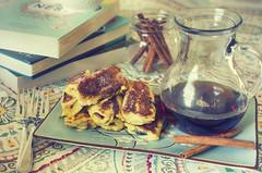 French Toast Roll Ups (flashfix) Tags: november132016 2016 2016inphotos nikond7000 nikon ottawa ontario canada 40mm frenchtoastrollups breakfast dessert treat sweet sweetsunday happysweetsunday syrup foodphotography