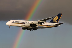 9V-SKT A-380-861 Singapore Airlines (ChrisChen76) Tags: heathrow a380 a380861 singaporeairlines singapore