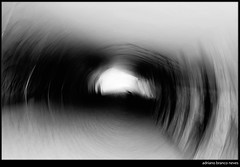 45/52 A Low Flying Panic Attack (www.adrianobranconeves.com) Tags: radiohead adrianobranconeves nikond800 bw 52weeks 52weeksproject 52 slowshutter