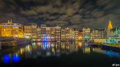 Amsterdam II (Springer@WW) Tags: amsterdam holland netherlands gracht water wasser nightlights lichter lights europe europa sony alpha7 refelction cityscape nightshot longexposure langzeitbelichtung