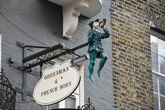 green man (boggled) Tags: hww london nikond5500 tamron18200mm greenman coventgarden