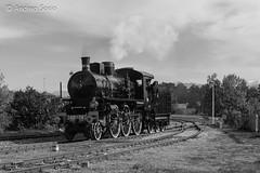 Gr.640.143 FS (Andrea Sosio) Tags: gr640 143 breda regionale reg 29442 ferroviedellostato trenitalia fs treno train cuneo gesso stazione piemonte italia nikond60 andreasosio