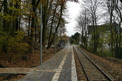 P2460476 (Lumixfan68) Tags: eisenbahn schwentinebahn bahnhaltepunkte haltepunkte bahnhöfe hein schönberg baustellen