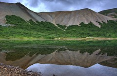 Lonsraefi (Peter Rotter) Tags: iceland reflection spiegelbild water lake