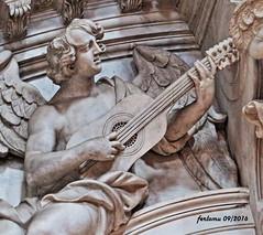 Venecia-43 El Paco de Lucía de los ángeles (ferlomu) Tags: escultura estatua ferlomu guitarra italia musica venecia