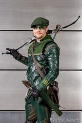 Green Arrow (dgwphotography) Tags: cosplay nycc nycc2016 newyorkcomiccon 70200mmf28gvrii nikond600 nikoncls