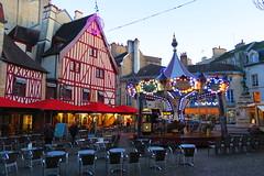 Couleurs de Dijon (nov.-dec. 2016) (godran25) Tags: dijon france bourgogne burgundy couleurs colors place bareuzai manège