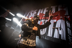 Rise Of The Northstar (mzagerp) Tags: rise northstar welcame hardcore french france trabendo paris concert metal furyo style samurai spirit