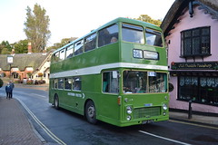 Southern Vectis 621 OSF307G (Will Swain) Tags: 14th october 2016 beers buses beer walks wight isle island south southern bus transport travel uk britain vehicle vehicles county country england english vectis 621 osf307g