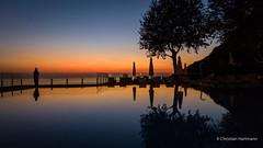 Sonnenuntergang (cjh1867) Tags: 2016 blau christian christianhartmann dmmerung greece griechenland insel ionischeinseln korfu mittelmeer outdoor reisen s6 samsung sonnenuntergang travel urlaub blauestunde