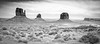 """Monument Valley, """"The Mittens"""" (Don Randall.) Tags: monumentvalley themittens"""