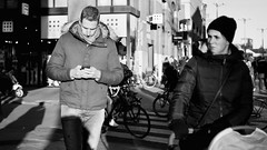Contemporary Parents - Lost in Social Interaction (ritzotencate) Tags: smartphone addiction groningen parents