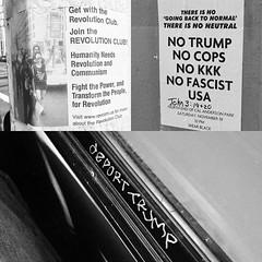 #Seattle #trump #fascist #usa #america #election #election2016 #socialism #communism #liberal #conservative #feelthebern (mijkal) Tags: ifttt instagram seattle trump fascist usa america election election2016 socialism communism liberal conservative feelthebern