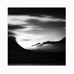 Coigach (Frans van Hoogstraten) Tags: loch coigach scotland blackandwhite fineart landscape landscapephotography longexposure le calmness silence silhouette light lake contrast clouds mountain highlands scottishhighlands assynt lurgainn