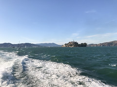 Taking the ferry (Disney Dan) Tags: 2016 alcatraz america autumn ca california fall northamerica october sanfrancisco sanfranciscobay thebay travel us usa unitedstates unitedstatesofamerica