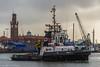 Wulf 7 CUX (U. Heinze) Tags: cuxhaven ship schiff nikon d610 nikon28300mm