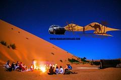 Desert Morocco (www.marrakechviajes.com) Tags: merzouga marruecos viajes rutas todoterreno marrakech aventuras travels tours morocco 5days 3daysmarrakech from fes casablanca chefchaouen tanger agadir desert comeltrekking