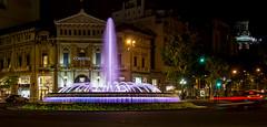 Fountain - Passeig de Gràcia