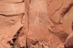Cave Paintings (mlckeeperkeeper) Tags: arizona southwest ruins honeymoon desert paintings sedona nativeamerican caves