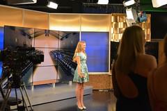 Mint Sequined Dress (Libby Sherman-Kuhn) Tags: closet drive dress cincinnati prom oh 2014 kenzies fox19