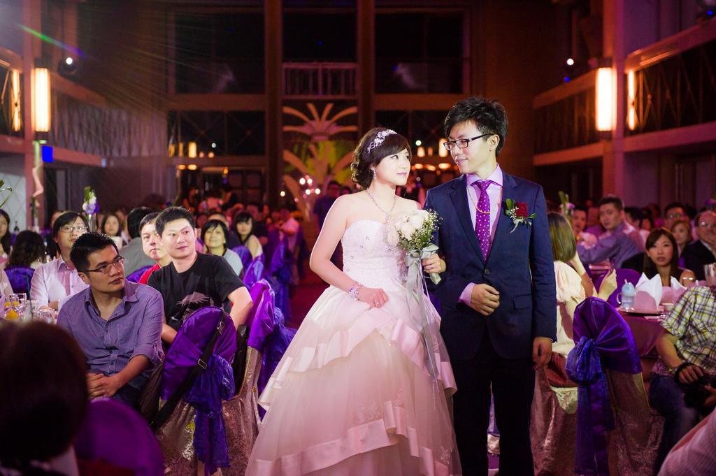 婚禮紀錄 婚攝rumax 和璞飯店 婚宴