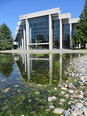 Stunning capture! (Architourist2day) Tags: canada museum architecture vancouver bc ubc anthropology erickson