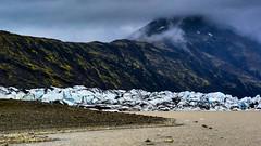 Heinabergsjkull (michaandreas) Tags: lagune island iceland glacier gletscher sland jkull ln