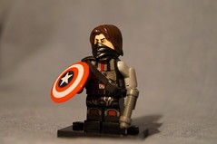 Winter Soldier (KeteR_u_S) Tags: winter soldier lego barns super captain heroes amerika minifigure baky