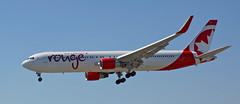C-FMXC Air Canada Rouge Boeing 767-300ER (JL1967) Tags: yyz 2014 boeing767 lesterbpearsoninternationalairport sigma1770 cyyz cfmxc sonya77 aircanadarouge
