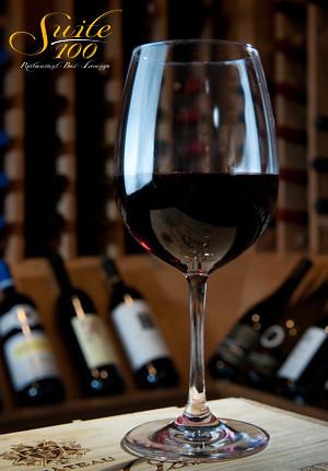 Sip fine wine at Suite 100 in Anchorage, AK